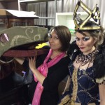 Creature Designer Bonnie Bogovich and Queen of the Night Liz Rishel!